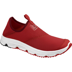 Salomon RX Moc 4.0 Zapatillas Hombre, high risk red/white/red dahlia